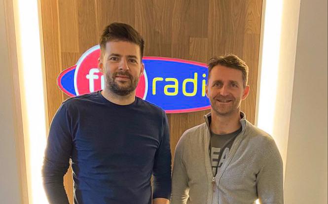 Funradio Nedeľná talkshow so Šarkanom 23.2.2020 s Martinom Krakovským, otužilcom z OZ SLovenské ľadové medvede Bratislava